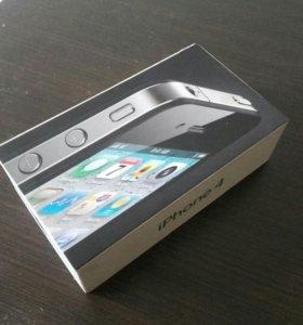 Коробка из под айфона 4
