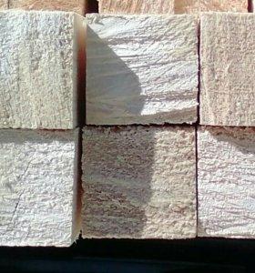 Брус монтажный, обработка древесины.
