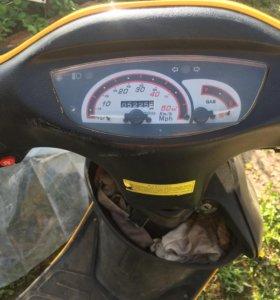 Продам скутер Jialing JL50QT-10