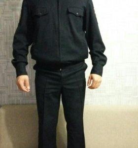 Полицейская форма.
