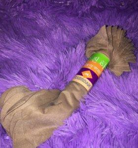Капроновые носочки 10 шт в упаковке