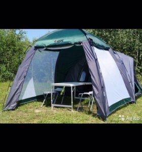 Палатка 4-местная, кемпинговая, новая