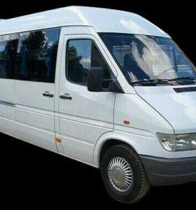 Требуется микроавтобус 18 мест