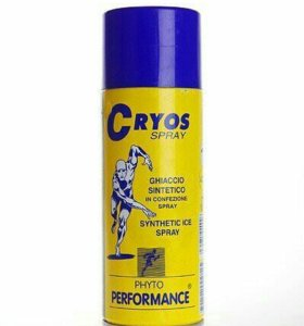 Спортивная заморозка Cryos Spray