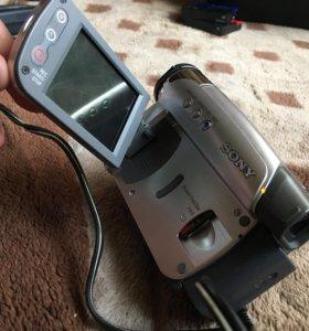 Камера Sony DSR-HC26E