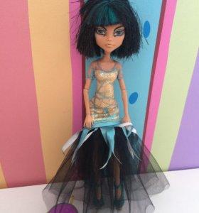 Кукла Монстр Хай Monster High Клео