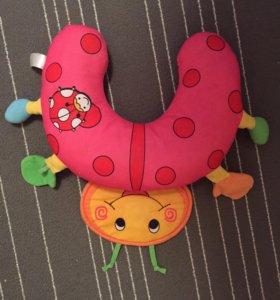 Ободок для малышей и игрушка
