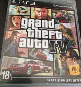 GTA 4 для PlayStation 3