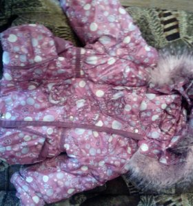 Зимний костюм (куртка и комбинезон)