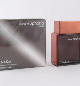 Calvin Klein - Euphoria Intense Men - 100 ml
