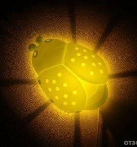 Детский ночник-светильник.