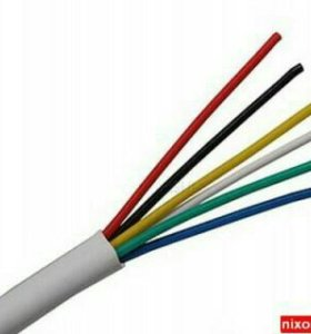 Кабель 6 CORE (TC) Security Cable.