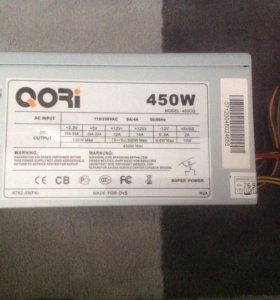 блок питания SuperPower QoRi 450W