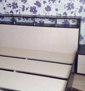Кровать 1,6*2