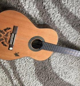 Акустическая гитара Miguel J. Almeria (model 1-cm)
