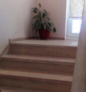 Монтаж лестниц.