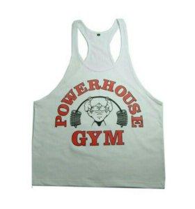 Легендарная майка Powerhouse Gym