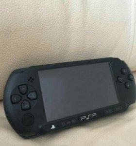Игровая приставка PSP