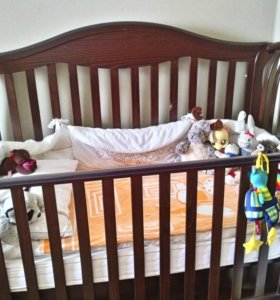 Кроватка bambolina