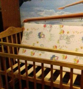 Детская кровать стандартная