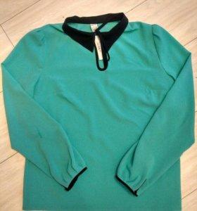 Новая блузка р.46