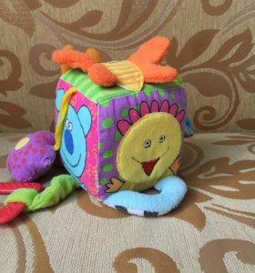 Развивающий кубик от Taf toys