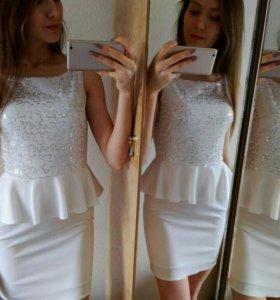 Платье(индивидуального пошива)
