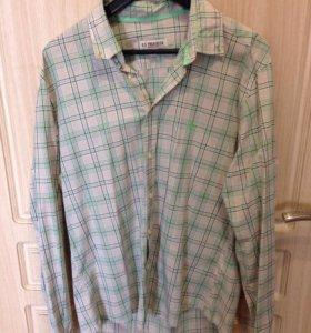 Рубашка мужская 46-48 U.S. Polo ASSN оригинал