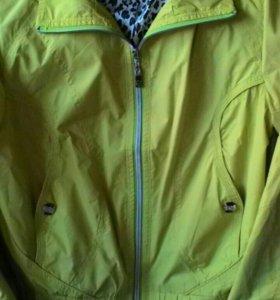 Куртка ветровка. Новая.