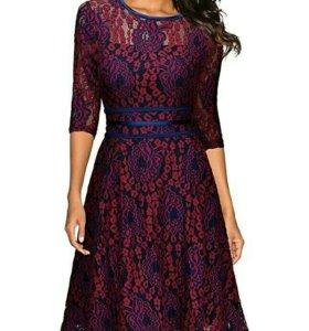 Кружевное платье (новое)