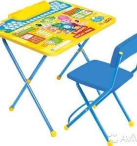 Стол+стул Фиксики