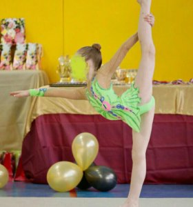 Купальник для художественной гимнастики б/у