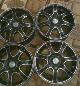 Литые диски R15 4*100