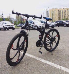 Велосипеды горные складные НОВЫЕ