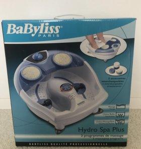 Новая Массажная ванночка для ног Babyliss 8033E