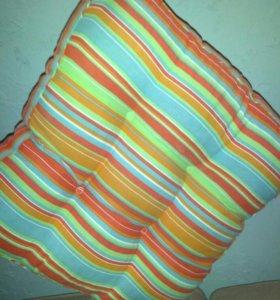 Подушки для стульев и кресел 40×40