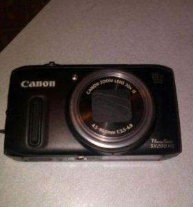 Canon sx 260 HS