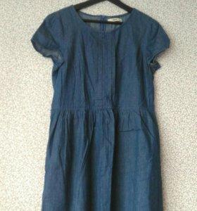 Платье НОВОЕ летнее 48 размер