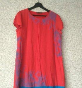 Платье летнее 48 размер