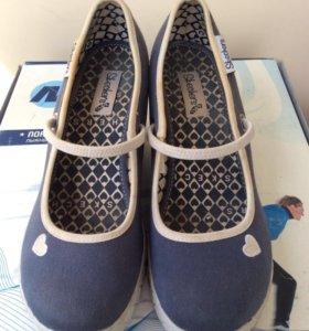 Туфли sketchers, размер 36