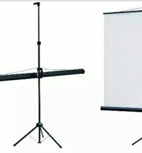 Экран на штативе Epson