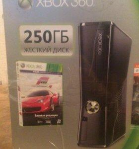 Xbox 360 на 250 с кинектом