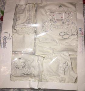 Набор для малыша из 10 предметов
