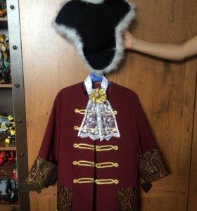 """Карнавальный костюм """" Барон Мюнхгаузен"""""""