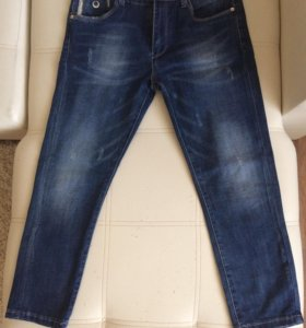 Бриджи (шорты) джинсовые, мужские