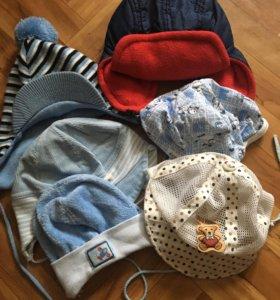 Шапки и кепки