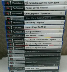 Игры для Playstation 2