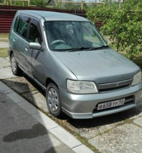 Nissan Cube, 2001 г.в.