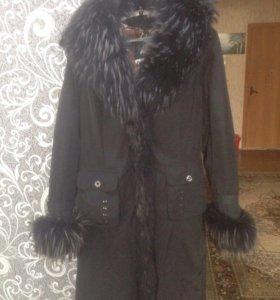 Пальто женское , зимнее