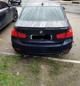 Задний бампер для BMW F30